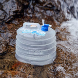 water portable container
