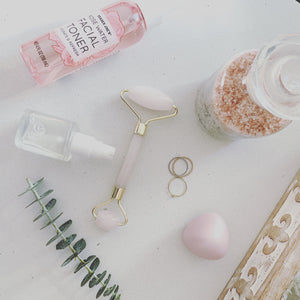 How to Use your Jade & Rose Quartz Roller