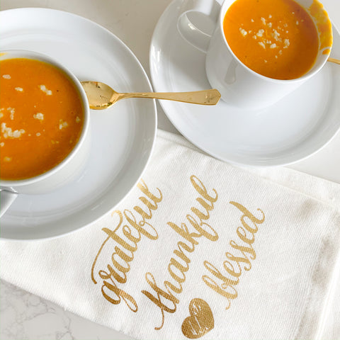 BelleStyle Vegan Fall Soup