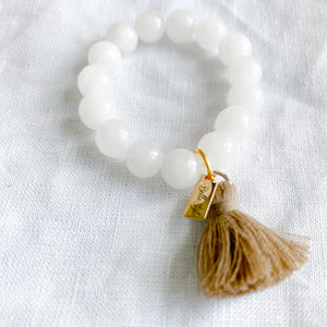 Crystal Quartz Bracelet Little Girl - BelleStyle