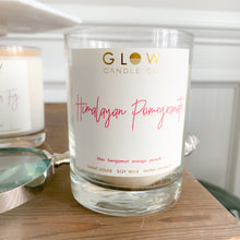 GLOW Himalayan Pomegranate Candle - BelleStyle