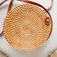 Capri Bali Bag in Natural