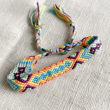 Hand Braided Friendship Multi Colored Bracelet - Bellestyle