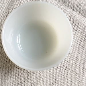 Harley Sustainable Vintage Milk Glass Jewelry Dish - Bellestyle