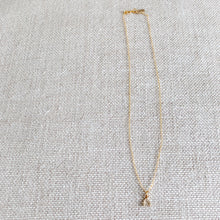 Wishbone Mini Necklace