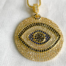 Turkish Evil Eye Necklace