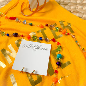 Katy Necklace - BelleStyle