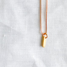 Rectangle Necklace - BelleStyle