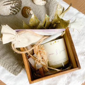 Lavender Gift Box - Bellestyle