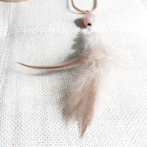 Dove Necklace - BelleStyle