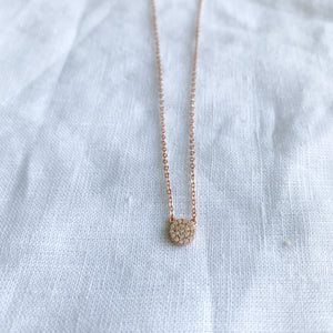 Mini One World Necklace - BelleStyle
