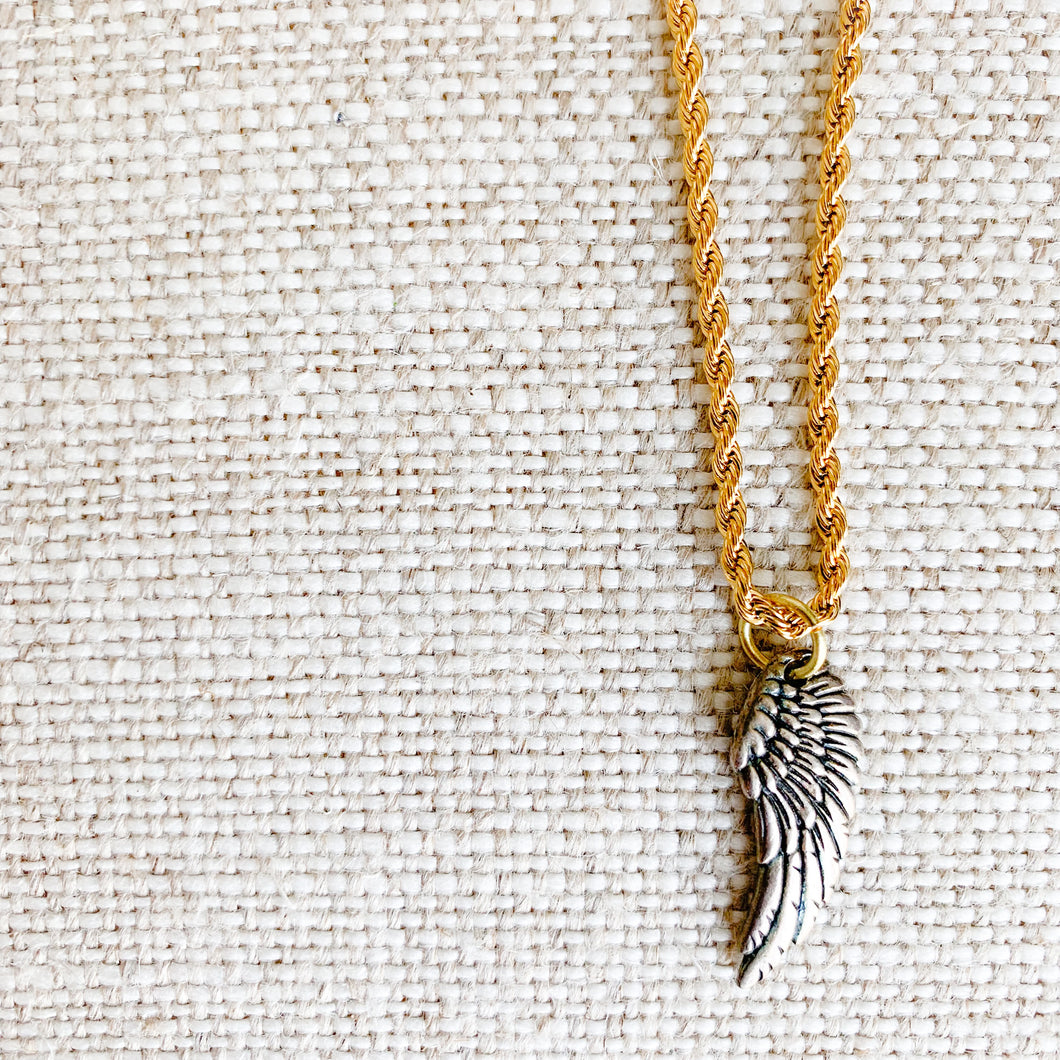 Take Flight Necklace - BelleStyle