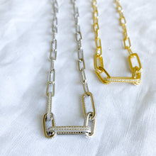 Long Link Necklace - BelleStyle