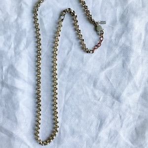 BelleStyle Silver Chain Necklace - BelleStyle
