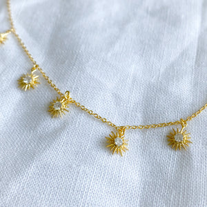 Seven Stars Necklace - BelleStyle