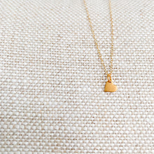 Heart Gold Necklace - BelleStyle