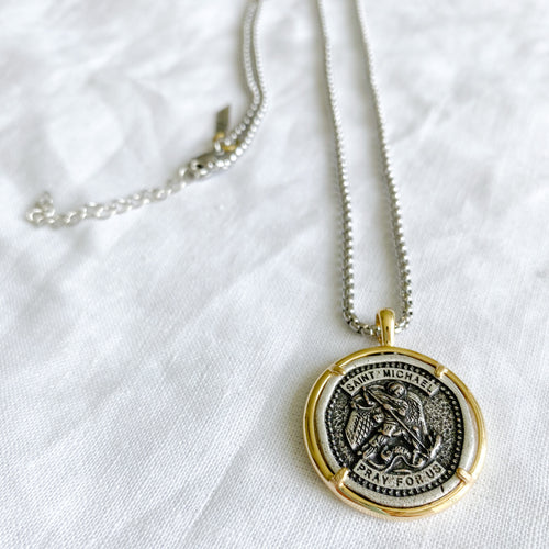 The Saints Necklace