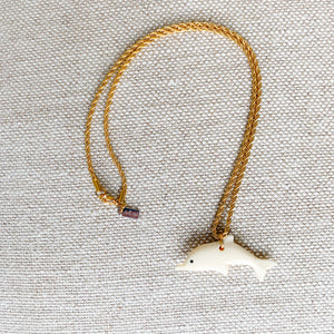 Dolphin Necklace - BelleStyle