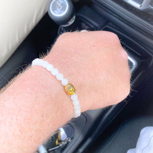 Buddha Bracelet Men - BelleStyle