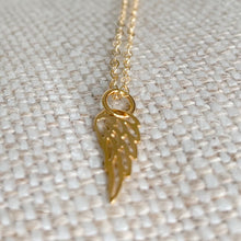 Wings Necklace - BelleStyle