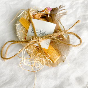Palo santo smudge kit BelleStyle