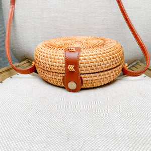 Bali Bag in Round