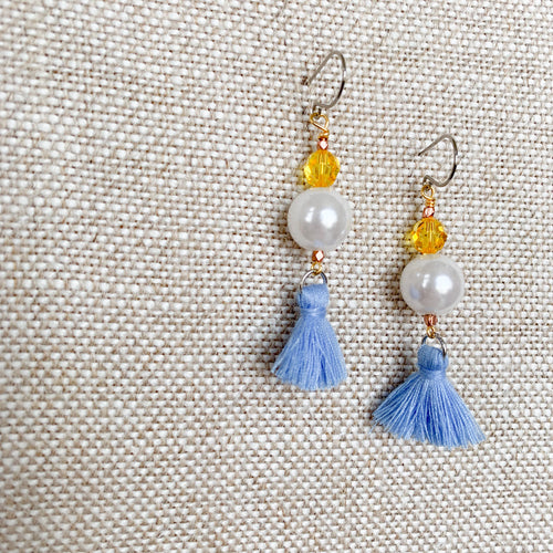 Michelle Earrings - BelleStyle
