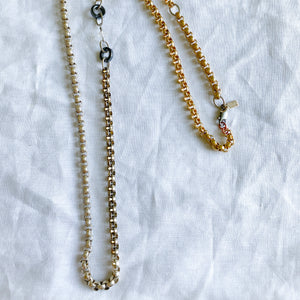 BelleStyle Ombré Chain Necklace - BelleStyle