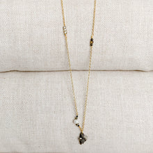 Wild Child Heart Necklace