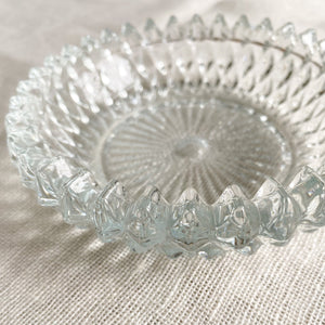 Shine Sustainable Crystal Dish - Bellestyle vintage candle holder