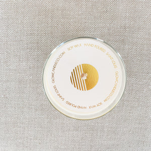 GLOW Mediterranean Fig Candle