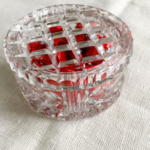 McGee Sustainable Crystal Jewelry Dish - Bellestyle
