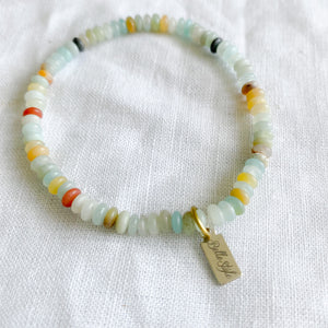 Amazonite Small Bracelet - BelleStyle
