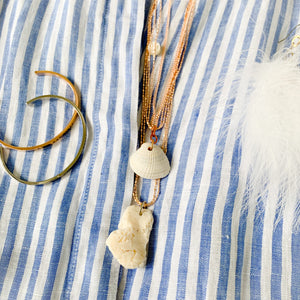 Easter Island Necklace - BelleStyle