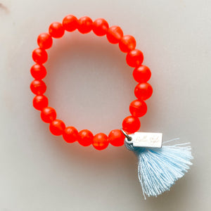 Girl's Bright Tassel Bracelet - BelleStyle