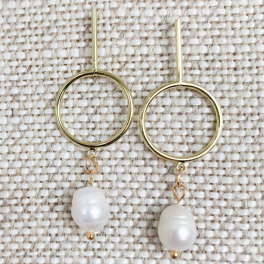 Sunday  Morning Earrings - BelleStyle