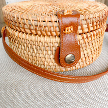 Capri Bali Bag in Natural - BelleStyle