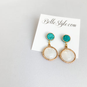 St. Topez Earrings