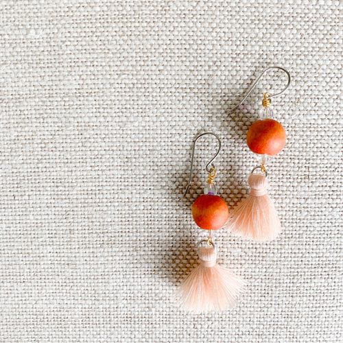 Tuscany Earrings - BelleStyle