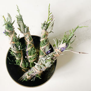 Bellestyle sustainable smudge jewelry candle dish