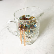 Crystal Jewelry Pitcher