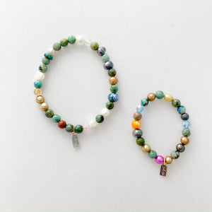 Mommy and Me Bracelet Set