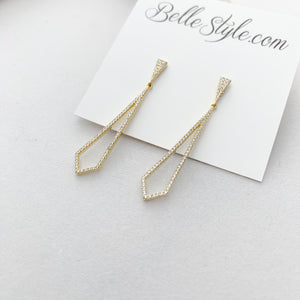 Joey Earrings - BelleStyle