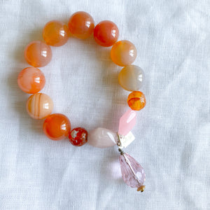 Happy Agate Bracelet - BelleStyle