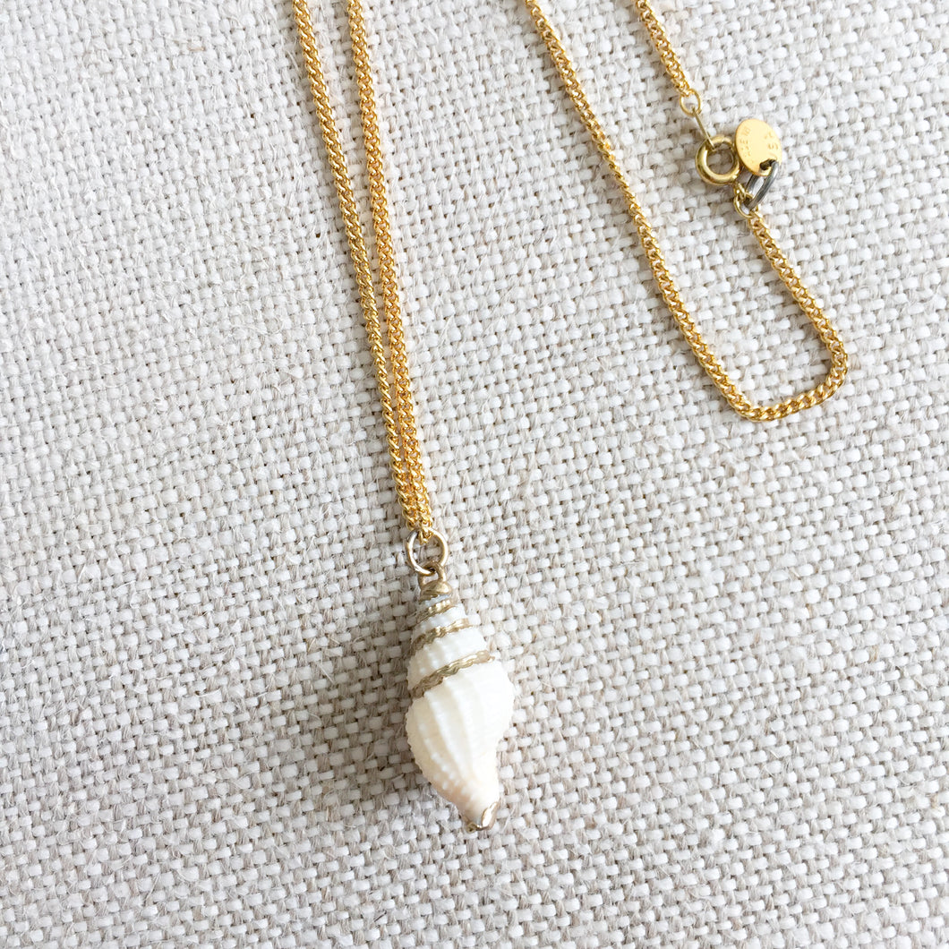 Gold Coast Necklace - BelleStyle