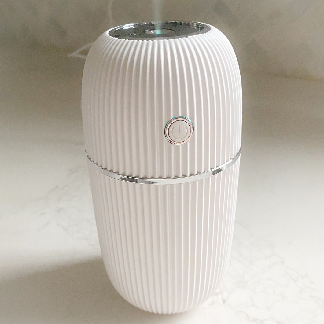 Mini White Diffuser Humidifier - Bellestyle