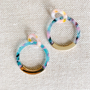 Karma Earrings - BelleStyle