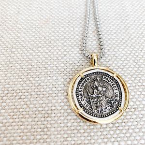 The Saints Necklace - BelleStyle