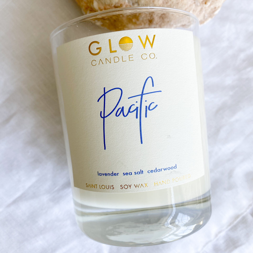 GLOW Pacific Candle - BelleStyle