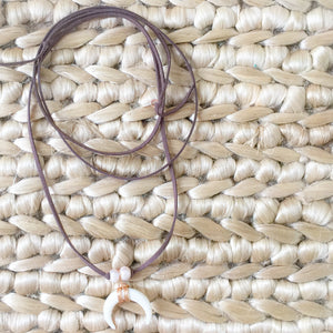 Tahoe Wrap Necklace